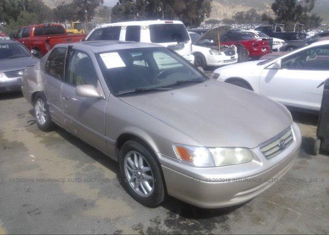 Inventory #681669252 2001 Toyota CAMRY