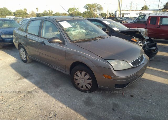Inventory #557581389 2005 FORD FOCUS
