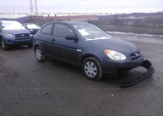 Inventory #176729043 2007 HYUNDAI ACCENT