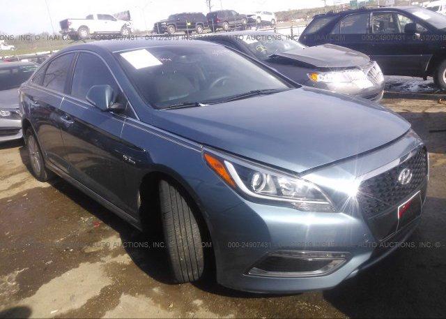 Inventory #528913015 2016 Hyundai SONATA