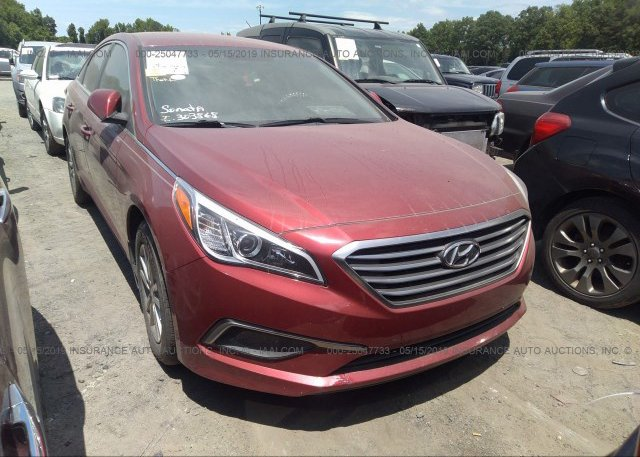 Inventory #951009090 2016 Hyundai SONATA