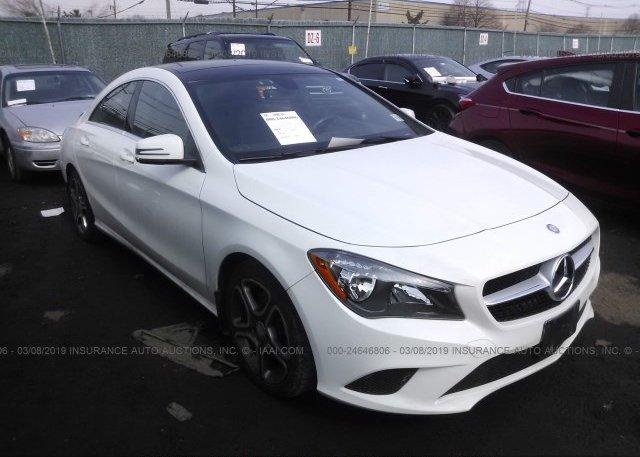 Inventory #286289084 2014 Mercedes-benz CLA