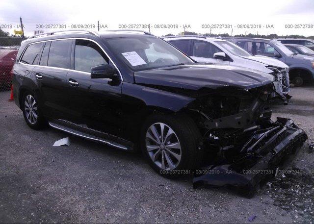 Inventory #398451812 2014 Mercedes-benz GL