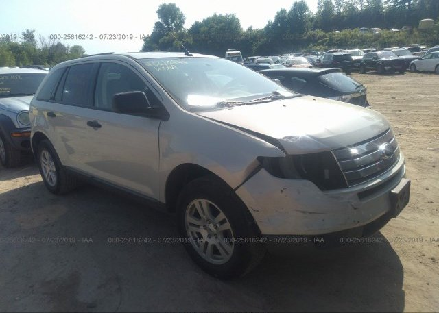 Inventory #889954599 2007 FORD EDGE