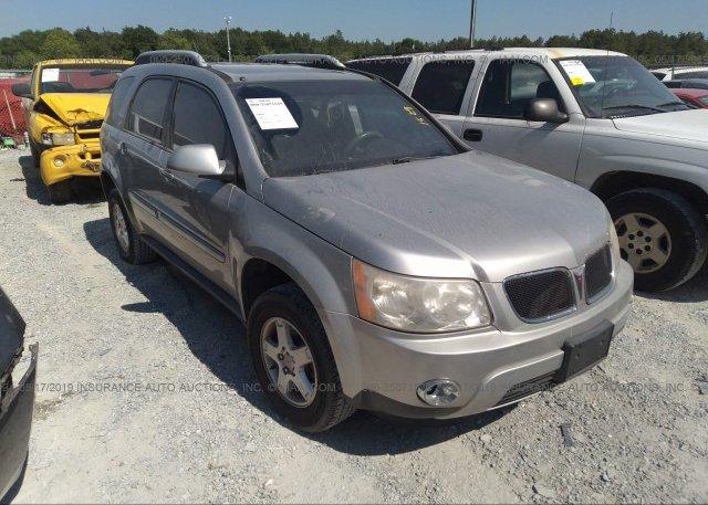 Inventory #881537874 2008 Pontiac TORRENT