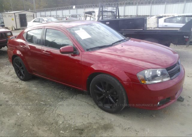 Inventory #336798497 2013 Dodge AVENGER