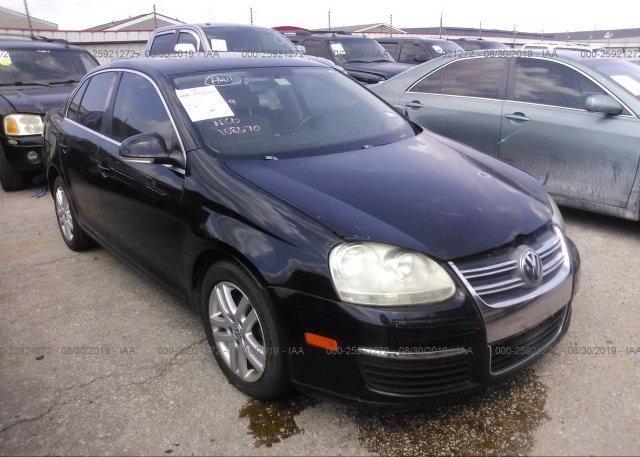 Inventory #929676344 2007 Volkswagen JETTA