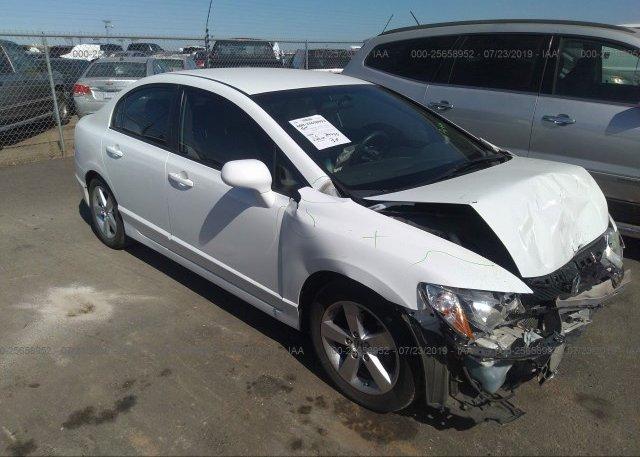Inventory #760882355 2011 Honda CIVIC