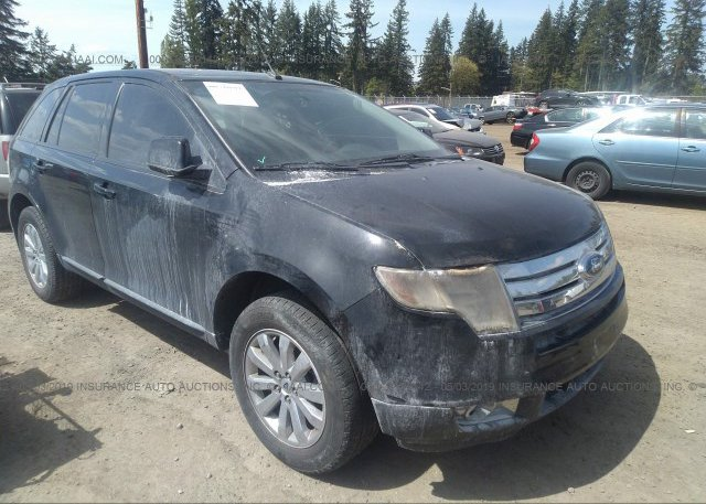 Inventory #221550811 2007 FORD EDGE