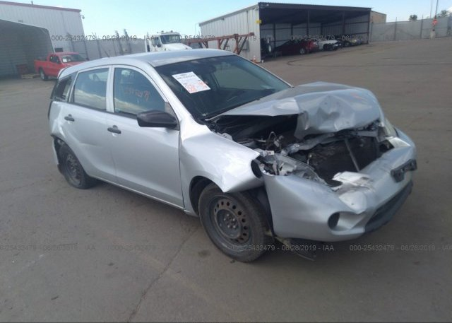 Inventory #986457135 2005 Toyota COROLLA MATRIX