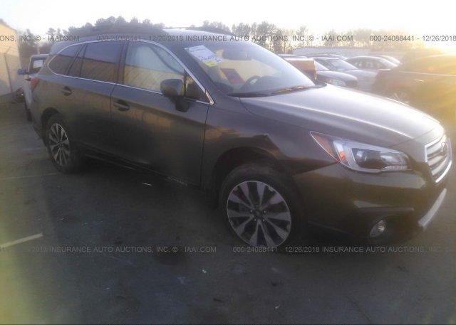 Inventory #263169544 2017 Subaru OUTBACK