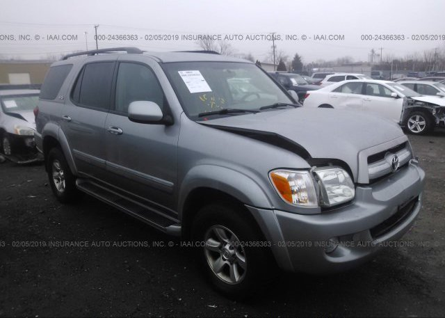 Inventory #755633226 2005 Toyota SEQUOIA
