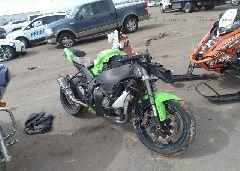 2012 Kawasaki ZX1000