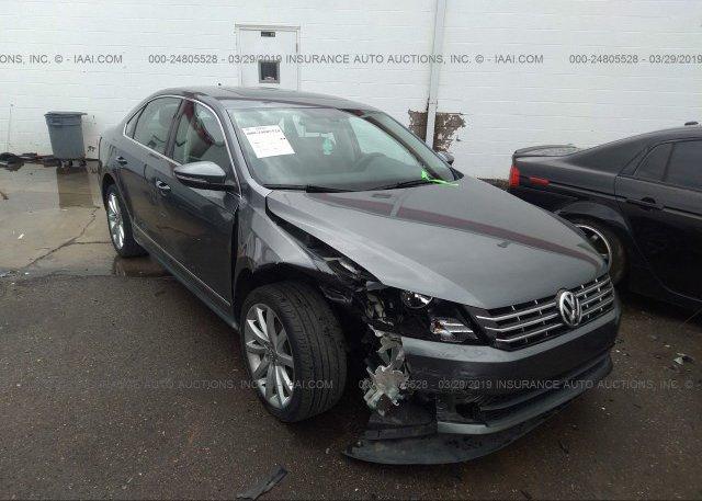 Inventory #511569500 2012 Volkswagen PASSAT