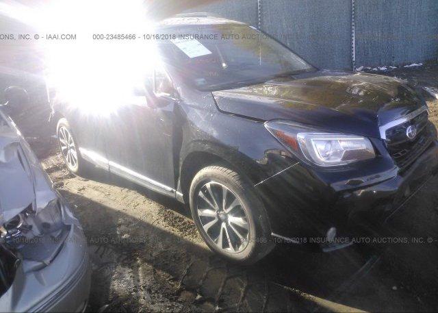Inventory #688974626 2018 Subaru FORESTER