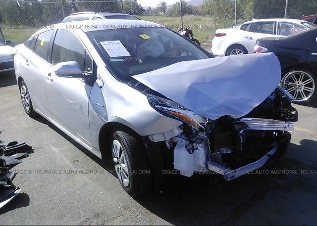 Inventory #227474025 2018 Toyota PRIUS
