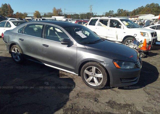 Inventory #783393519 2013 Volkswagen PASSAT
