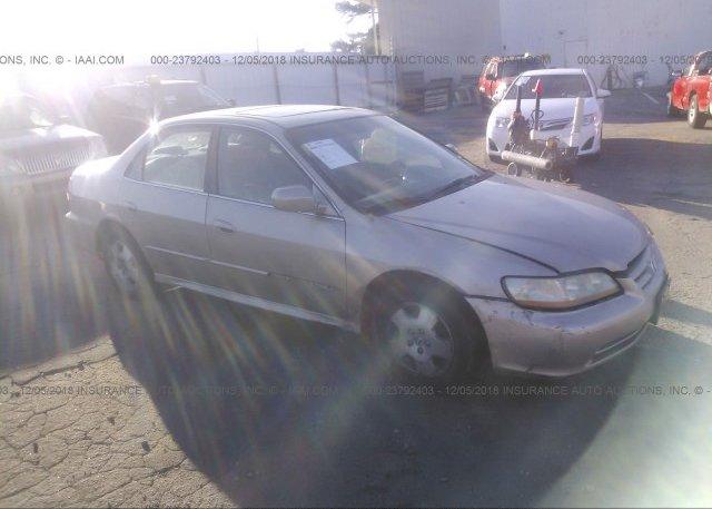 Inventory #959441068 2001 Honda ACCORD