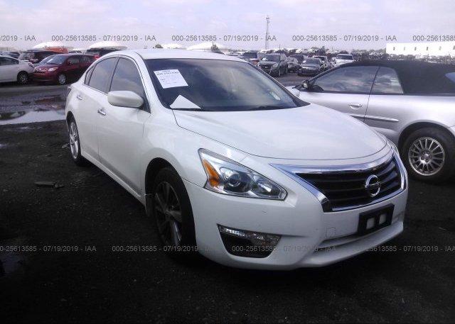 Inventory #378440728 2014 Nissan ALTIMA