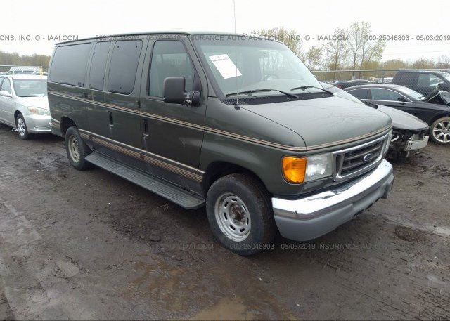 Inventory #150233770 2004 FORD ECONOLINE