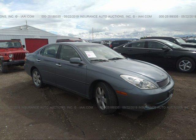Inventory #119768670 2005 Lexus ES