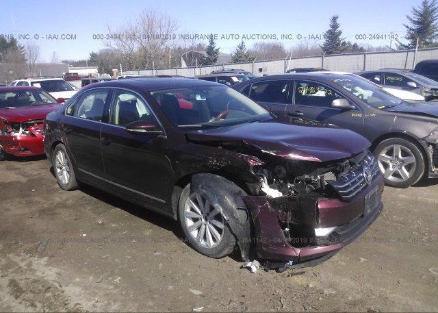 Inventory #973101550 2012 Volkswagen PASSAT