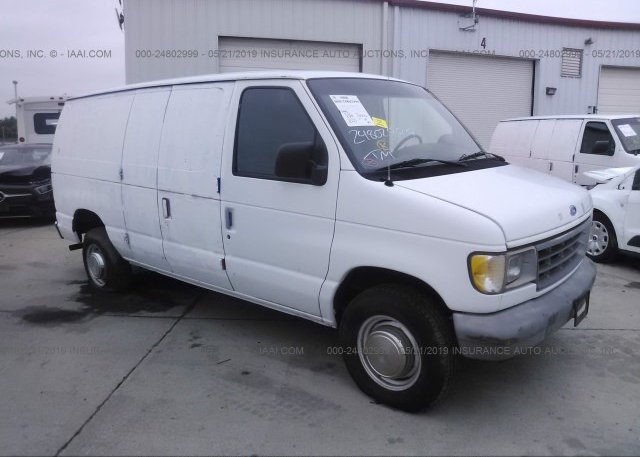 Inventory #592883720 1995 FORD ECONOLINE