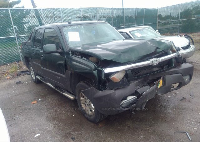 Inventory #982873057 2004 Chevrolet AVALANCHE