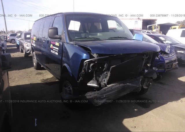 Inventory #335209467 2004 Chevrolet EXPRESS G3500