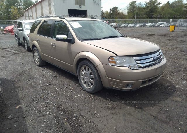 Inventory #208564683 2008 FORD TAURUS X