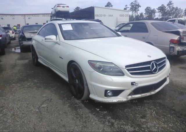Inventory #250561378 2010 Mercedes-benz CL