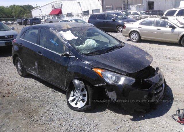 Inventory #885611582 2017 Hyundai ELANTRA GT