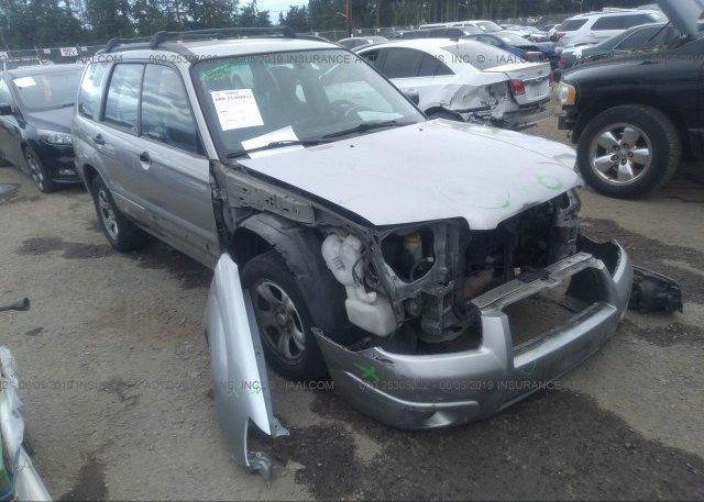 Inventory #639498025 2006 Subaru FORESTER