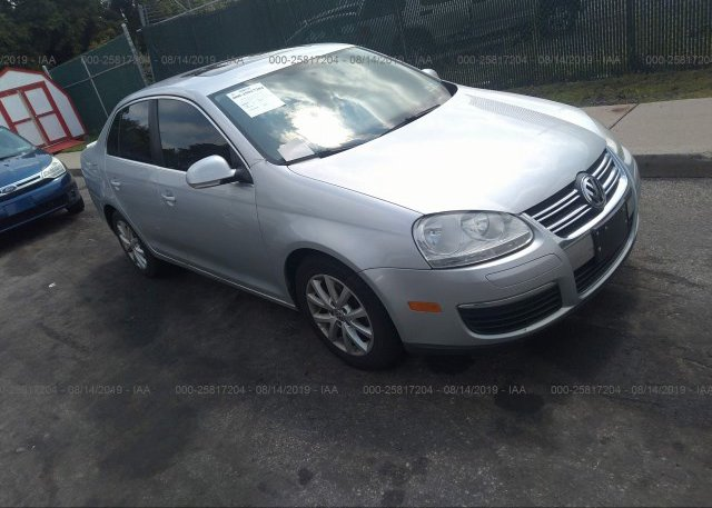 Inventory #898549108 2010 Volkswagen JETTA