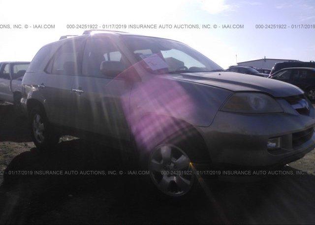 Inventory #783265334 2004 Acura MDX