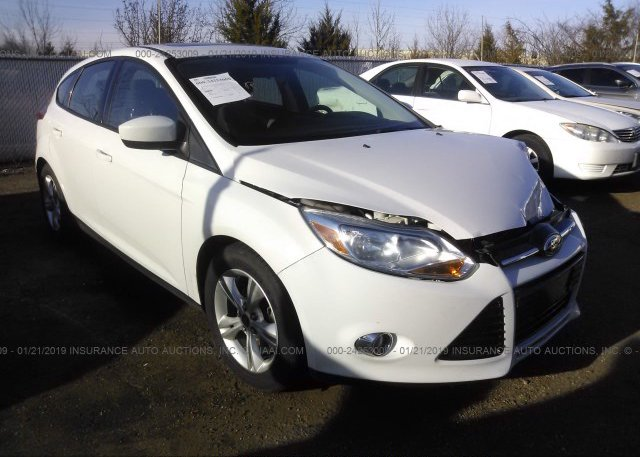 Inventory #637024566 2012 FORD FOCUS