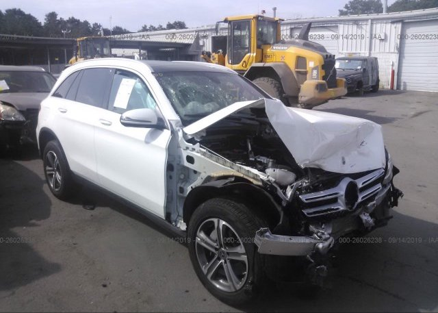 Inventory #586126500 2019 MERCEDES-BENZ GLC