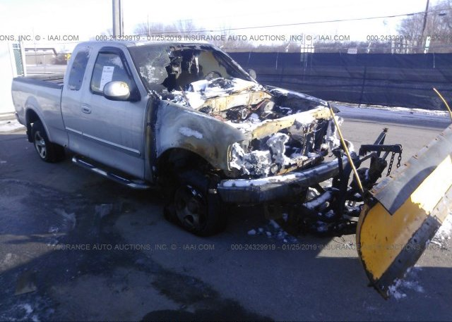Inventory #484970700 2003 FORD F150