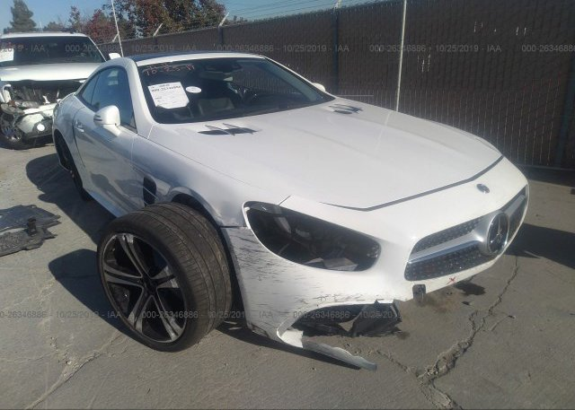 Inventory #368790214 2018 Mercedes-Benz SL