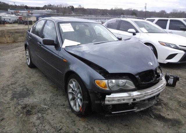 Inventory #912362687 2003 BMW 330