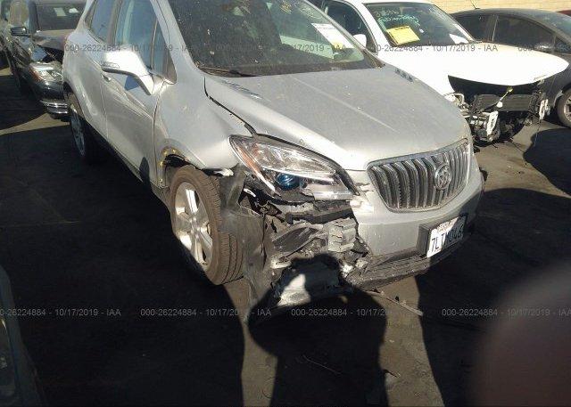 Inventory #837193058 2015 Buick ENCORE