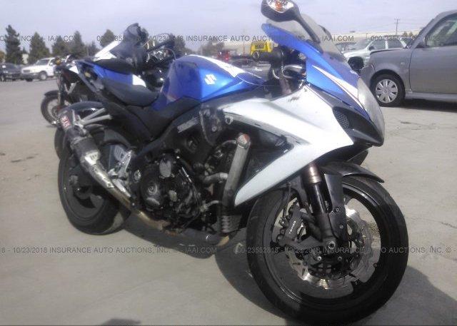 Inventory #297626126 2007 Suzuki GSX-R1000