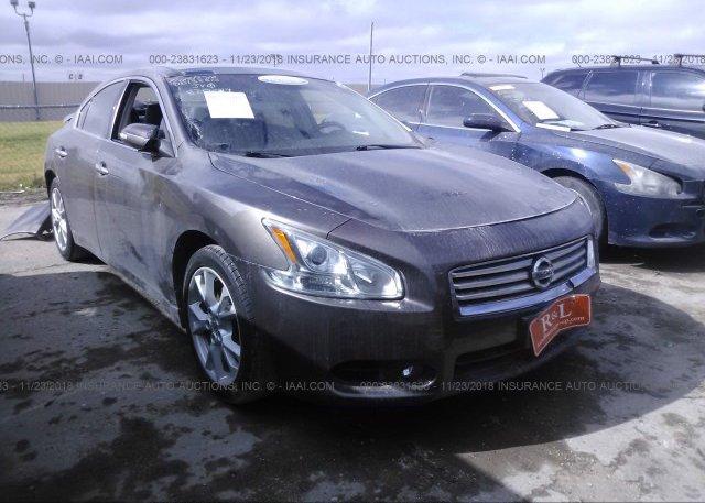 Inventory #916578871 2013 Nissan MAXIMA