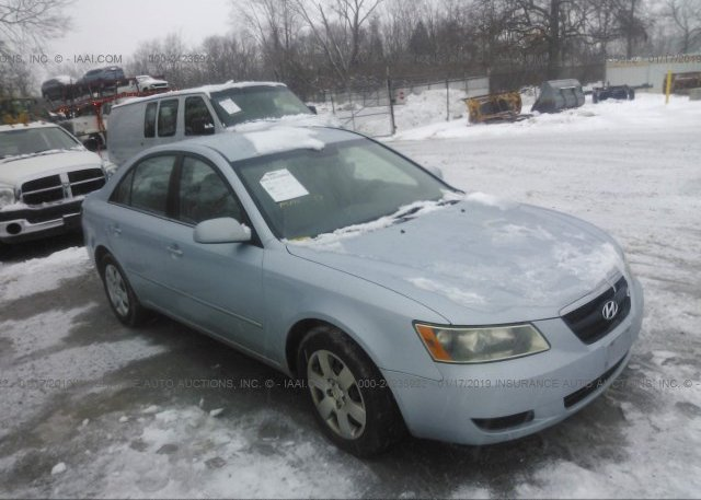Inventory #934428060 2007 Hyundai SONATA
