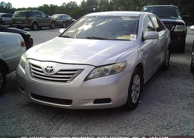 Inventory #873886026 2007 Toyota CAMRY NEW GENERATION
