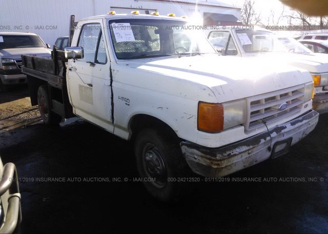 Inventory #883490461 1991 FORD F350