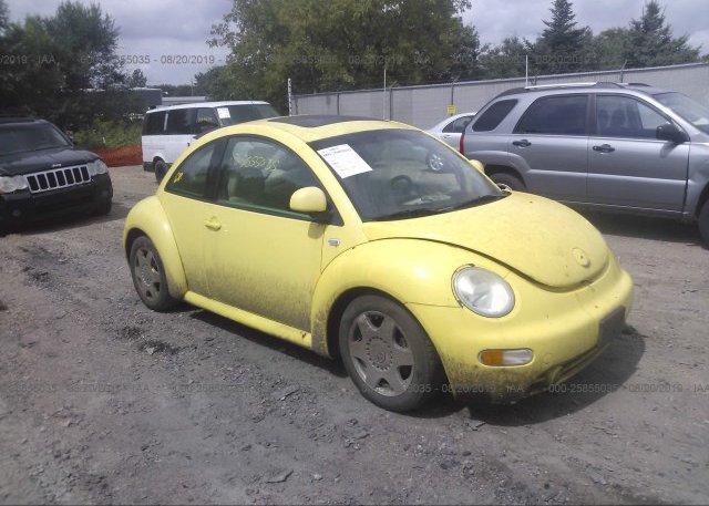 Inventory #486900646 2000 Volkswagen NEW BEETLE