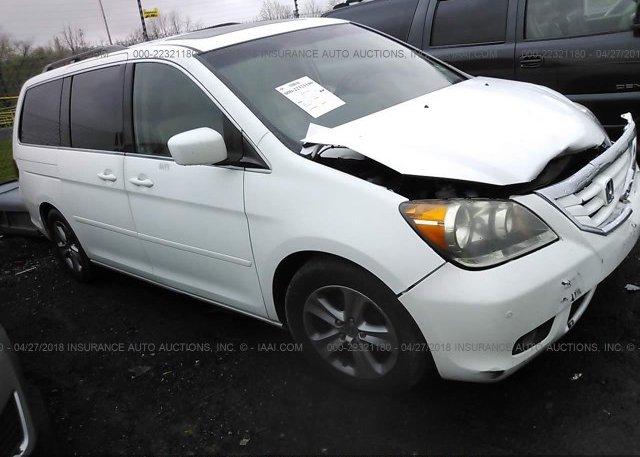 Inventory #582078526 2008 Honda ODYSSEY