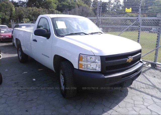 Inventory #177340718 2013 Chevrolet SILVERADO