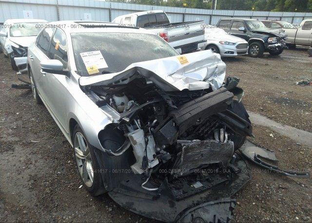 Inventory #898257818 2015 Volkswagen PASSAT